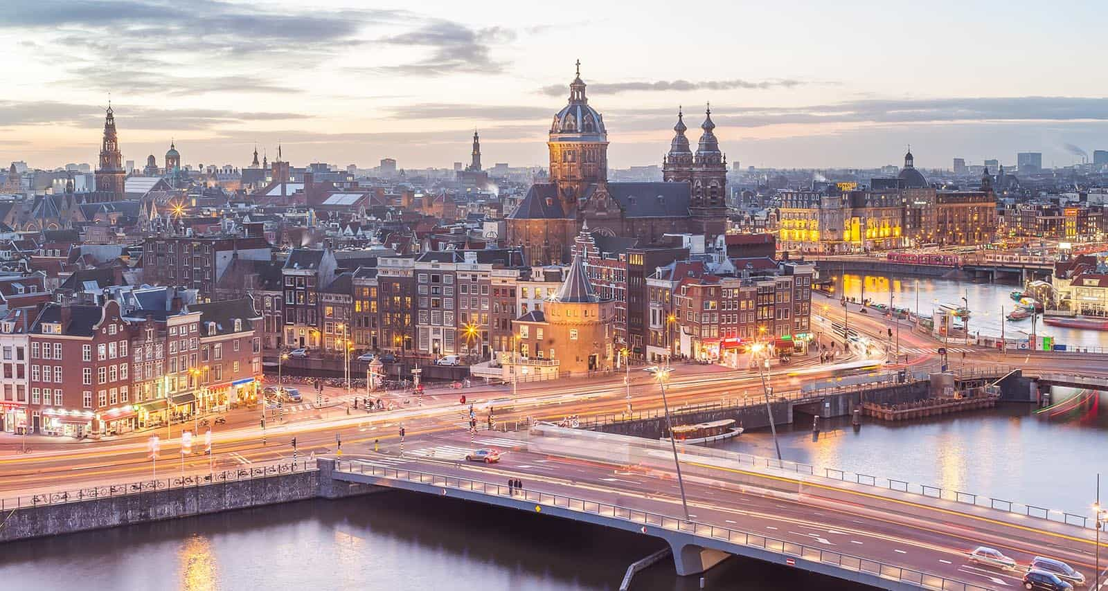 booking a business trip to amsterdam